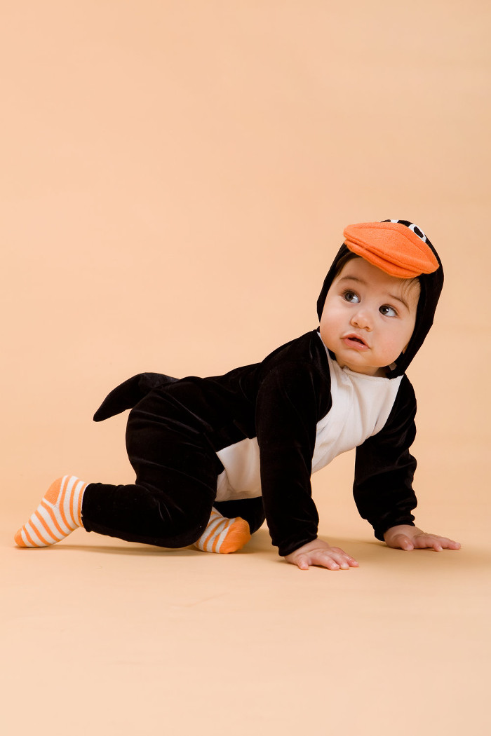 Animal costumes for kids - penguin costume