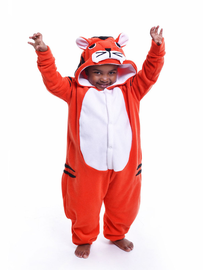 Animal costumes for kids - tiger costume
