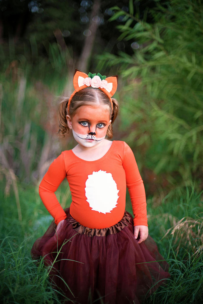 Cutest Halloween costumes for toddlers - girls fox Halloween costume700  sc 1 st  Kids Love This Stuff! & 20 of the Cutest Animal Costumes for Kids