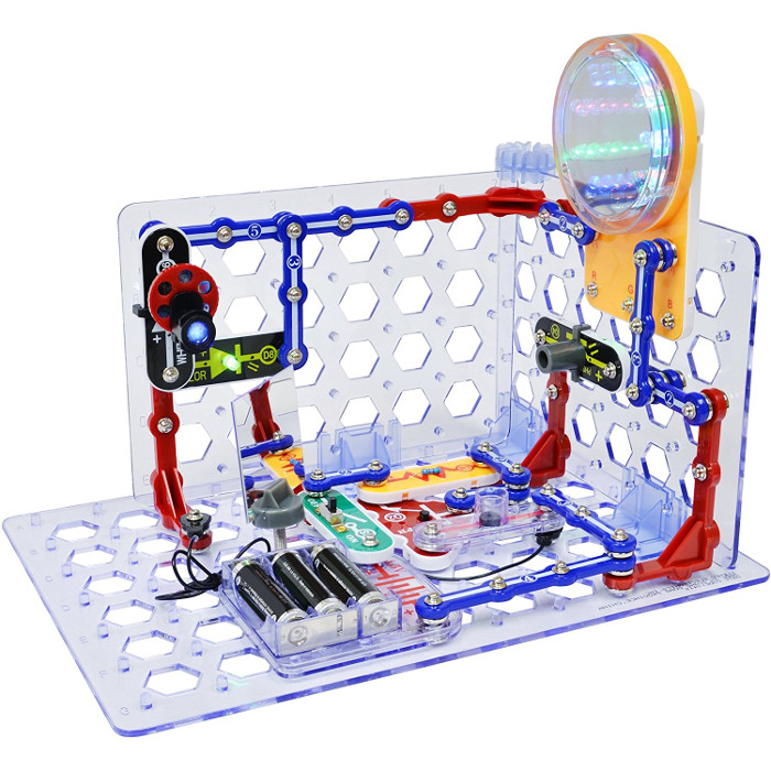 11 year old boy Christmas gift ideas - snap circuits kit