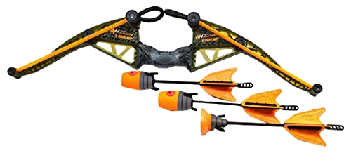 11 year old boys gifts - zing air hunterz bow and arrow set