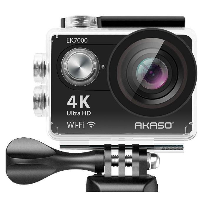 AKASO EK7000 Action Sports Camera - gift idea for teenage tomboys