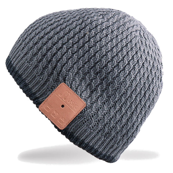 Bluetooth beanie - gift for teenage tomboys