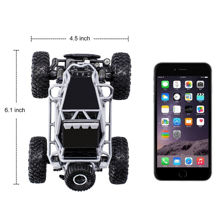 Offroad monster truck - gift idea for 11 year old boy