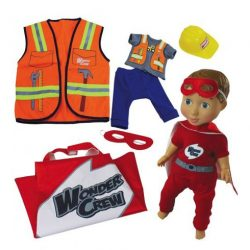 Wonder Crew Dolls for Boys