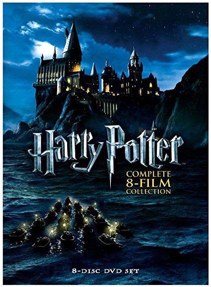 gifts for 11 year old boys - harry potter boxset