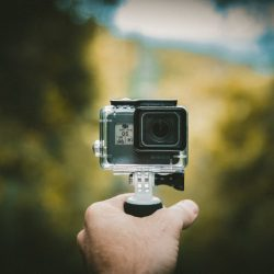 Holding an action camera - GoPro vs AKASO
