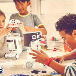 Kids Get to Build the Coolest Robot with the Star Wars Droid Inventor Kit by littleBits
